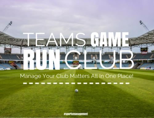 TeamsGame sports management